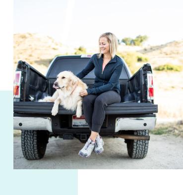 Pets Best Member Testimonial for Dog